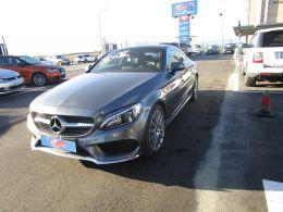 Mercedes Benz Clase C Coupé 220 d segunda mano Madrid