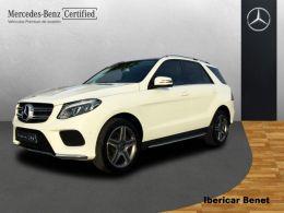 Mercedes Benz Clase GLE segunda mano Málaga