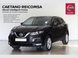 Nissan Qashqai DIG-T 117 kW (160 CV) E6D DCT ACENTA + NAVEGADOR + ACCESORIOS segunda mano Madrid