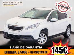 Peugeot 2008 segunda mano Lugo