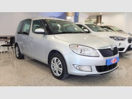 Skoda Roomster 1.6 TDi CR 90cv Ambition segunda mano Madrid
