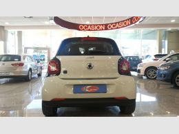 Smart Forfour 60kW(81CV) electric drive segunda mano Madrid
