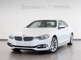BMW Serie 4 segunda mano Barcelona