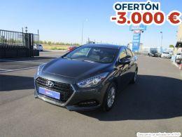 Hyundai i40 1.7 CRDi 115cv BlueDrive Cab segunda mano Madrid