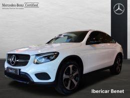Mercedes Benz GLC Coupé 220 d 4MATIC segunda mano Málaga