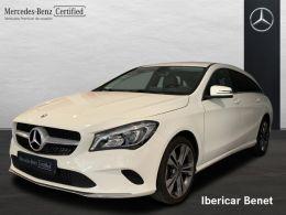 Mercedes Benz Clase CLA 200 d Shooting Brake segunda mano Málaga