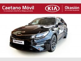 Kia Optima SW 1.6 CRDi 100kW (136CV) GT Line segunda mano Málaga