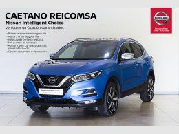 Nissan Qashqai dCi 96 kW (130 CV) Xtronic 4x2 TEKNA+ segunda mano Madrid