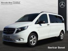 Mercedes Benz Vito 116 CDI Tourer Select Compacta segunda mano Málaga