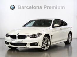 BMW Serie 4 420d xDrive Auto. Gran Coupe segunda mano Barcelona