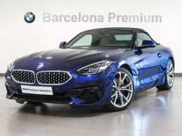 BMW Z4 segunda mano Barcelona