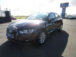 Audi A3 Sedan 1.6 TDI clean d 110CAttracted segunda mano Madrid