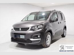 Peugeot Rifter Active Standard PureTech 81kW segunda mano Málaga