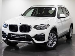 BMW X3 segunda mano Madrid