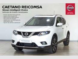 Nissan X-Trail dCi 130CV (96kW) XTRONIC 360 segunda mano Madrid