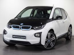 BMW i3 segunda mano Madrid