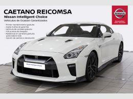 Nissan GT-R 3.8V6 419kW (570CV) Black Edition segunda mano Madrid