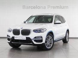 BMW X3 segunda mano Barcelona