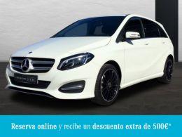 Mercedes Benz Clase B 200 d Urban segunda mano Málaga