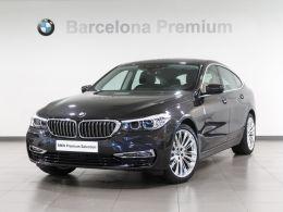 BMW Serie 6 620d Gran Turismo segunda mano Barcelona