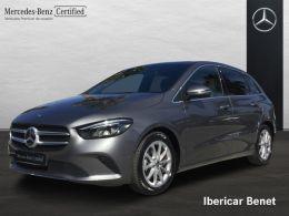 Mercedes Benz Clase B 200 d segunda mano Málaga