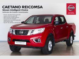 Nissan Navara segunda mano Madrid