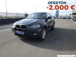 BMW X6 xDrive35i segunda mano Madrid