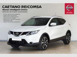 Nissan Qashqai 1.6 dCi TEKNA 4x4 Piel segunda mano Madrid