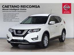 Nissan X-Trail 5P DIG-T 120 kW (160 CV) E6D DCT ACENTA + BOLA REMOLQUE segunda mano Madrid