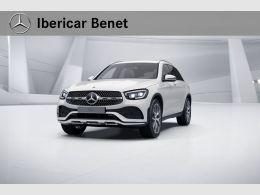 Mercedes Benz Clase GLC 200 4MATIC segunda mano Málaga
