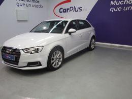 Audi A3 design edition 1.6 TDI tronic Sportb 115cv segunda mano Madrid