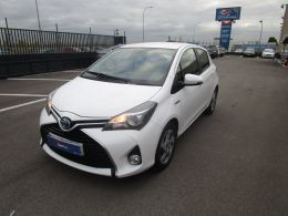 Toyota Yaris Hybrid Active segunda mano Madrid