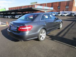 Mercedes Benz Clase E 350 CDI Blue Efficiency Avantgarde segunda mano Madrid