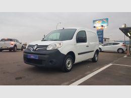 Renault Kangoo Furgón segunda mano Madrid
