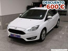 Ford Focus 1.0 Ecoboost Auto-St.-St. 125cv Trend+ segunda mano Madrid