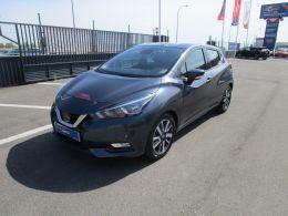 Nissan Micra IG-T 66 kW (90 CV) S&Acenta segunda mano Madrid