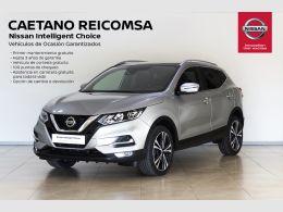 Nissan Qashqai DIG-T 85 kW (115 CV) N-CONNECTA segunda mano Madrid