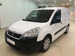 Peugeot Partner Furgón Confort Pack L1 1.6 HDi 75 segunda mano Cádiz