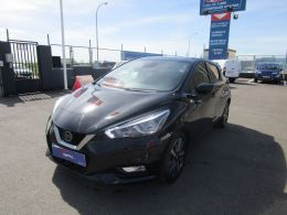 Nissan Micra 1.5dCi 66 kW (90 CV) S&N-Connecta segunda mano Madrid