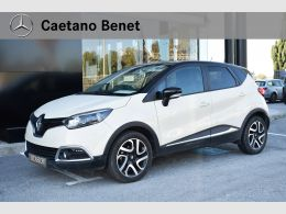 Renault Captur 1.5dCi Energy eco2 S&S Intens 90 segunda mano Málaga