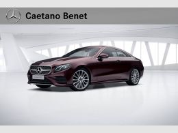 Mercedes Benz Clase E segunda mano Málaga