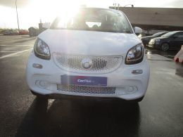 Smart Forfour 0.9 66kW (90CV) S/PASSION segunda mano Madrid
