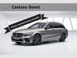 Mercedes Benz Clase C 200 d Estate segunda mano Málaga