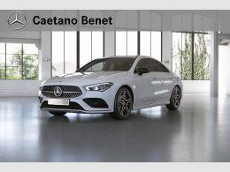 Mercedes Benz CLA segunda mano Málaga