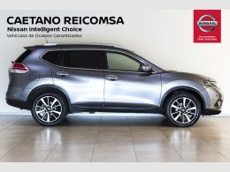 Nissan X-Trail 1.6 dCi N-CONNECT7 plazas segunda mano Madrid