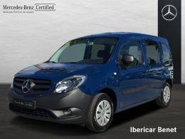 Mercedes Benz Citan 109 CDI Tourer Select Largo segunda mano Málaga