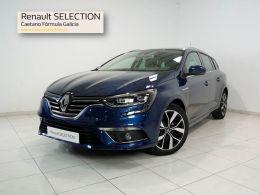 Renault Megane segunda mano Pontevedra