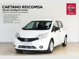 Nissan Note 5p. 1.2 80CV Naru Edition segunda mano Madrid