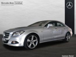 Mercedes Benz Clase CLS segunda mano Málaga