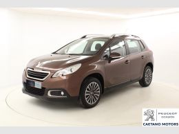 Peugeot 2008 segunda mano Málaga